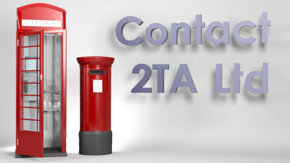 2TA Ltd has offices in England and Wales