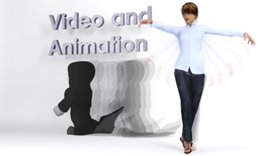 Animation and Video is a natural progression from 3D CAD as the ellements created in the drawing can often be animated with no more effort than placing a camera.
